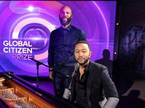 John Legend And Others To Host Star-Studded Global Citizen Prize Awards