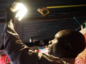 In 1 minute a new technology can brighten lives in the developing world for over 2 hours