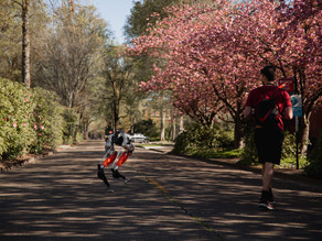 Bipedal robot makes history by learning to run, completing 5K