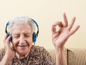 Music may benefit older adults with cognitive impairment