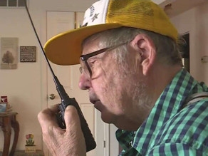 Ham Radio Enthusiast Heroically Saves Friend's Life Hundreds Of Miles Away