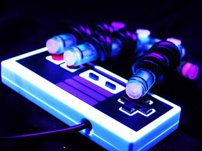 A 3D-printed soft robotic hand that can play Nintendo