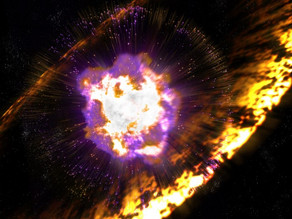 For the first time ever, astronomers capture images of the beginning of a supernova