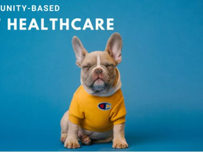 Sponsored:  Community-Based Alternative to Pet Insurance Is Revolutionizing the Healthcare Industry
