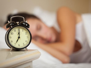 Earlier sleep timing associated with lower depression risk