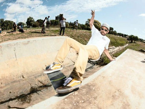 This Cape Town 'jack of all trades' creates trendy sunglasses from old skateboards