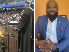 High School principal sings 'I Will Always Love You' to graduating Class of 2021