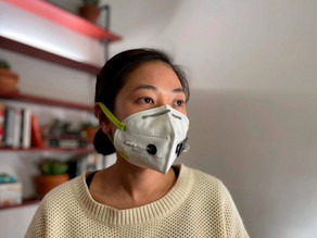 Face masks that can diagnose COVID-19