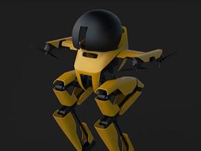 LEONARDO, the Bipedal Robot, Can Ride a Skateboard and Walk a Slackline