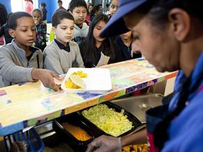 Michigan community's viral generosity pays off school lunch debts