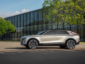 The Brighter 5:  Top 5 new electric SUVs available by 2022