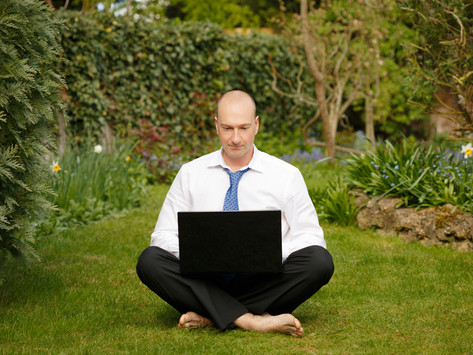Work from home and save the planet