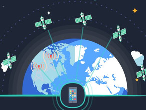 It will soon be possible to make satellite phone calls with your regular phone