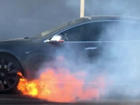 New life-saving technology prevents Li-ion battery fires