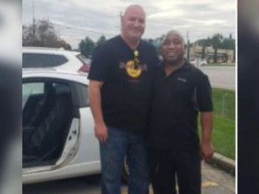 Kentucky man donates car to man in need instead of selling it