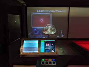Researchers create an interactive gravitational-wave detector for education and museums