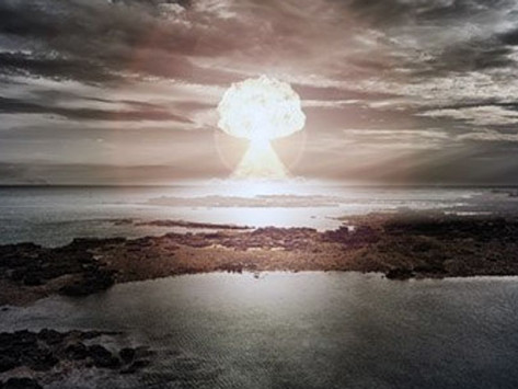 How would nuclear war impact global climate change and food supplies?