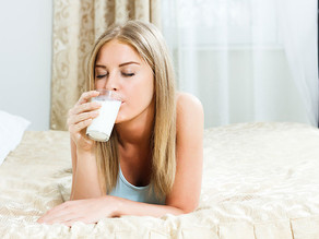 Researchers discover why warm milk makes you sleepy