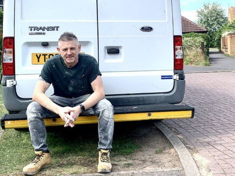 Plumber caught singing on the job -- lands record deal in the process