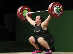 New Zealand weightlifter to become first transgender athlete at Olympics