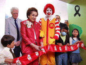 Celebrate the life of the Guatemalan woman credited with inventing McDonald's Happy Meal