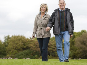 Steps per day matter in middle age, but not as many as you may think