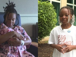 9-year-old girl helps deliver baby sister in KC-area home