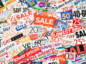 Do promotions make consumers more generous?
