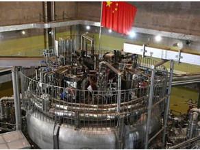 "China's ""artificial sun"" tokamak fusion reactor just set a new fusion record"