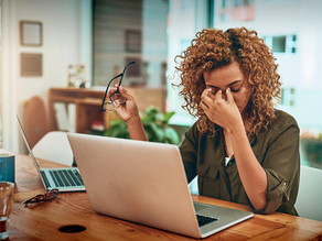 Turning cameras off during virtual meetings can reduce fatigue