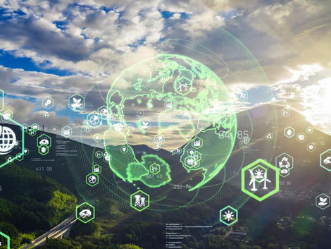 Artificial intelligence as an early warning system against runaway climate change
