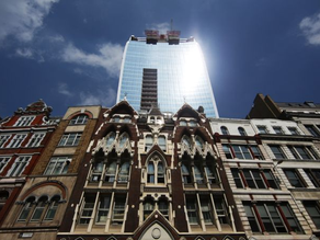 Climate change: 'Cooling paint' could cut emissions from buildings