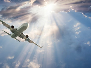 Should we be worried about solar radiation exposure during airline travel?