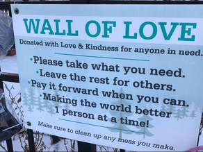 Cleveland acts of kindness bring warmth in cold times