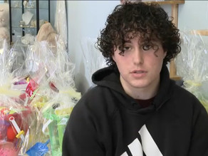 'Operation Jack Rabbit': Teen giving away hundreds of Easter baskets to kids in need