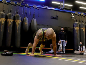 Brazilian man shatters the Guinness World Record for most burpees done in an hour