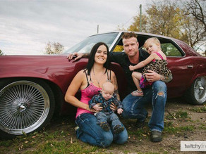 After Parents Are Killed, Family Had To Auction Dads Classic Car. Spontaneous Beauty Followed