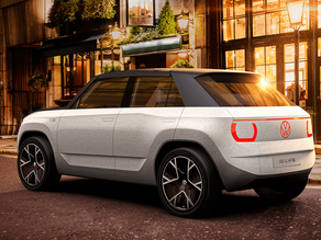 VW ID.LIFE concept car comes with a built-in projector and games console