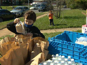 Boy leads effort to make 1,000 lunches for the homeless