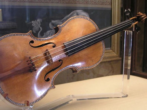The secret of the Stradivari violin's unique sound identified for the first time