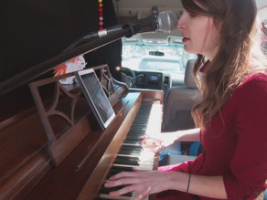 St. Louis piano store takes show on the road to raise money and lift spirits