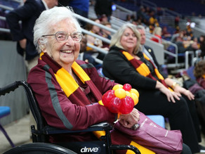 Loyola Chicago's 101-year-old chaplain, Sister Jean, cleared to attend NCAA tourney