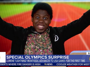 Massachusetts Special Olympics athlete surprised with entry into US games