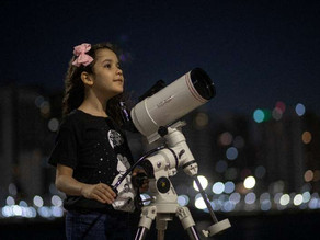 8-year-old Brazilian girl dubbed world's youngest astronomer