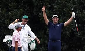 Jon Rahm - Golf shot of the year!