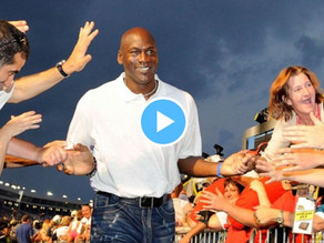 Michael Jordan backs new NASCAR single-car team with Black driver Bubba Wallace