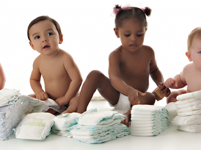 Turning diapers into sticky notes to prevent millions of tons of waste
