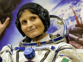 First European female astronaut to command International Space Station