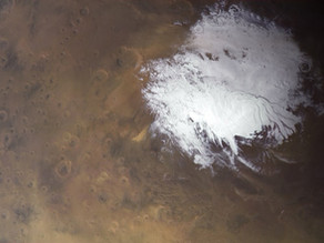 York University planetary scientist puts Mars lake theory on ice with new study