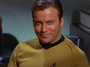 Its official:  Captain Kirk will be 'Boldly Go -ing' to space aboard Blue Origin
